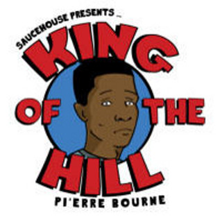 Pi�erre Bourne �King Of The Hill�